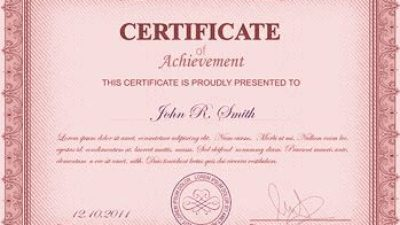 Industrial Safety and Health Certificate